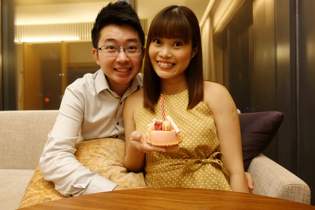 Birthday Staycation at Andaz Singapore | joanne-khoo.com