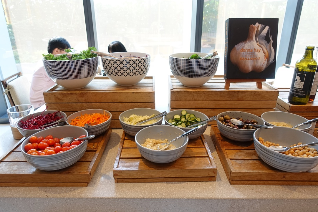 Breakfast at Alley on 25 | Andaz Singapore | joanne-khoo.com
