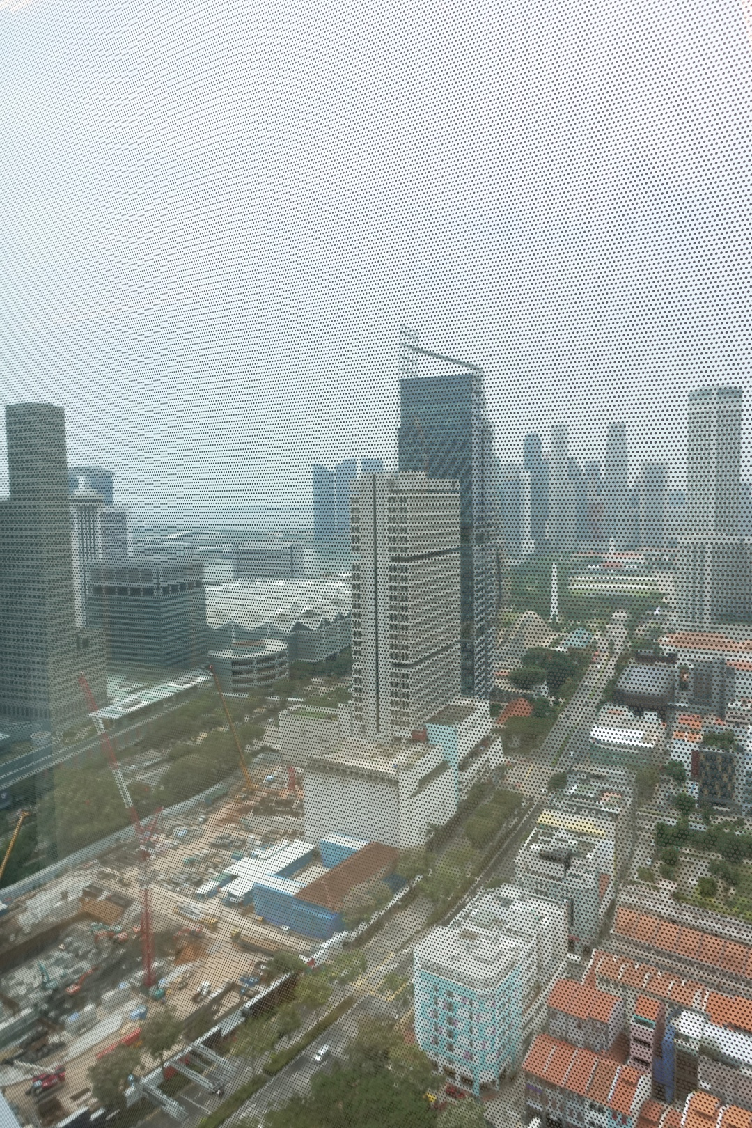 View from Level 28 | Andaz Singapore | joanne-khoo.com