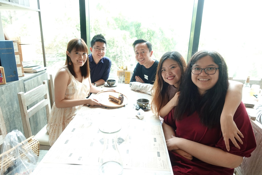 Birthday with Friends | joanne-khoo.com