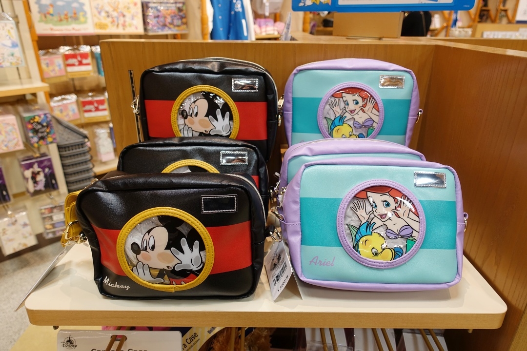 Japan Osaka Disney Store (Umeda HEP FIVE) - Camera Bag | joanne-khoo.com