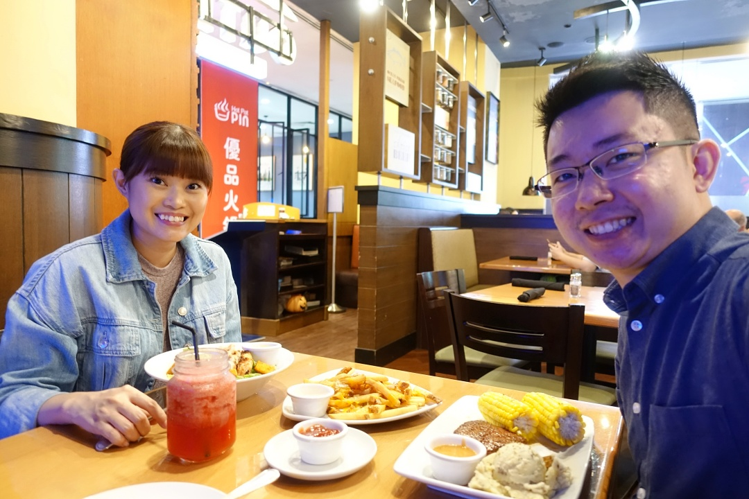 Outback Steakhouse Orchard Gateway | joanne-khoo.com