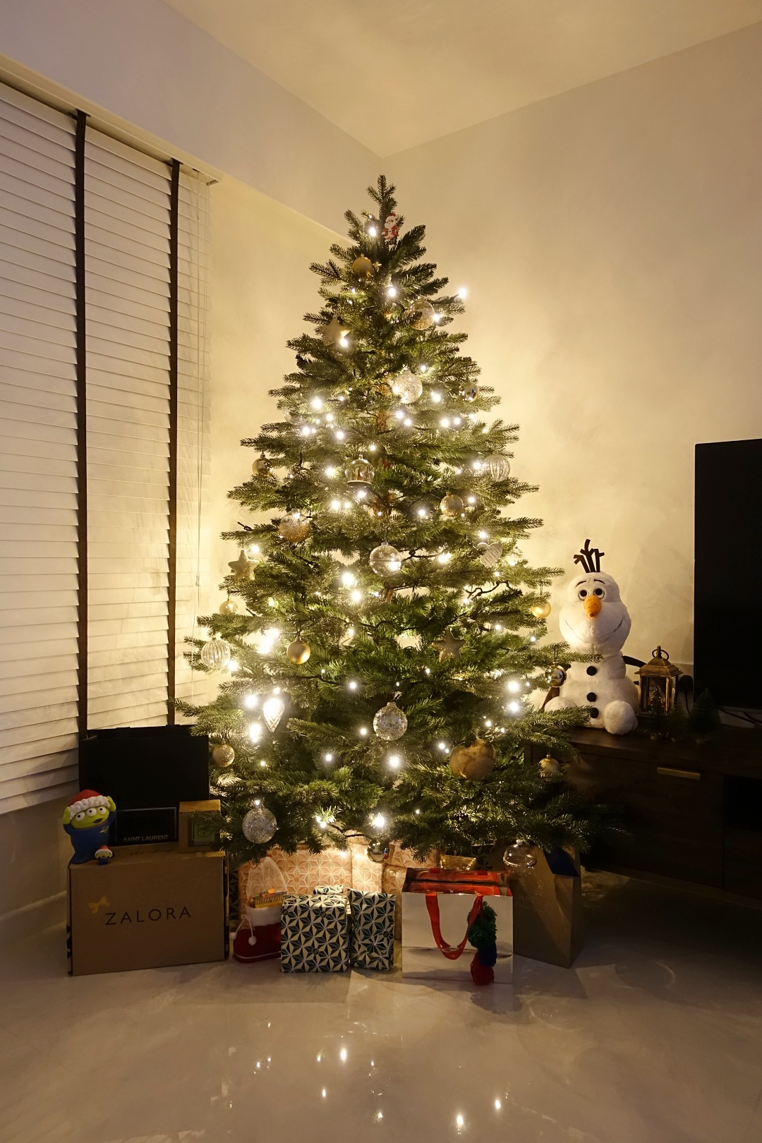 2019 Christmas Tree | joanne-khoo.com