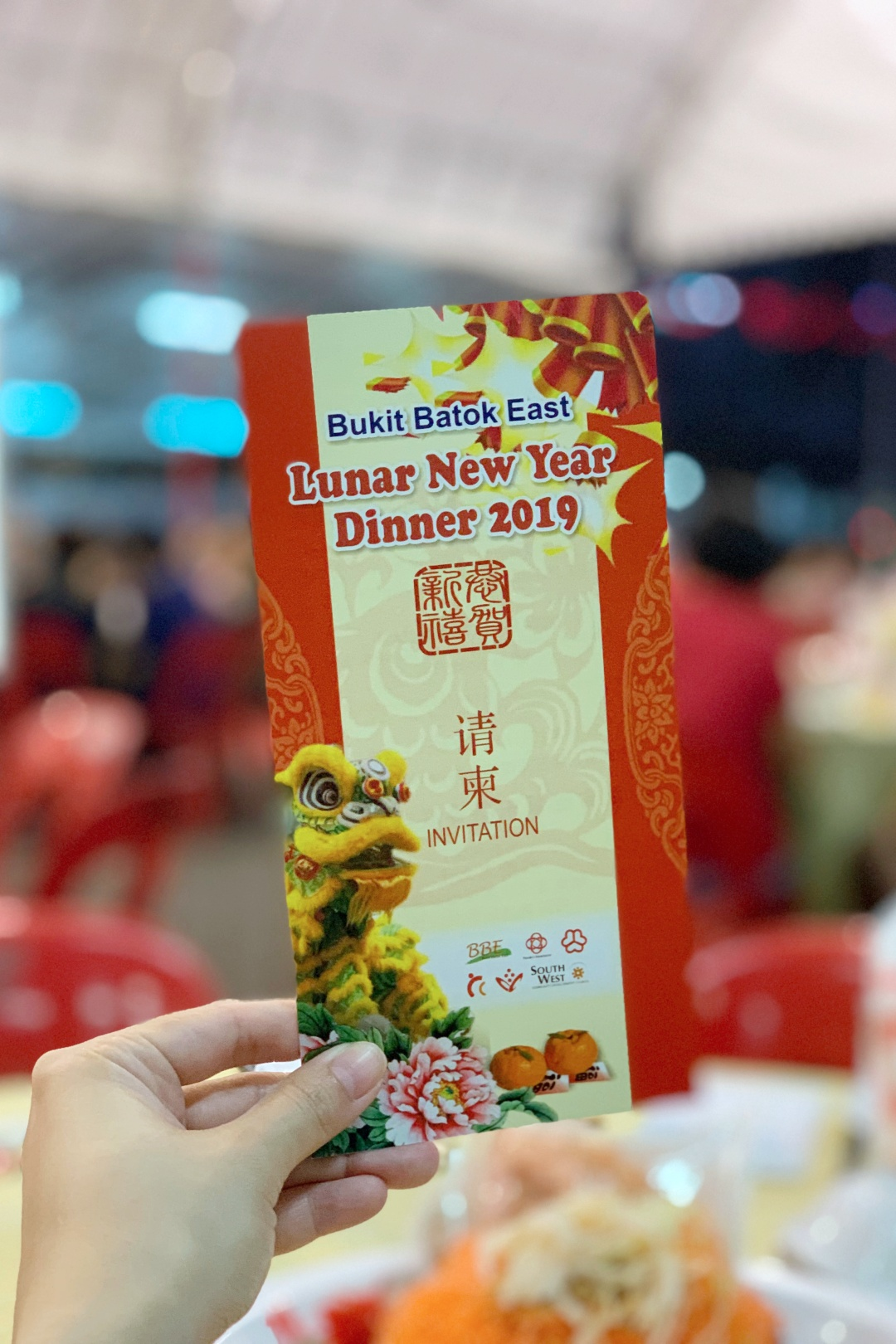 Lunar New Year Dinner 2019 | joanne-khoo.com