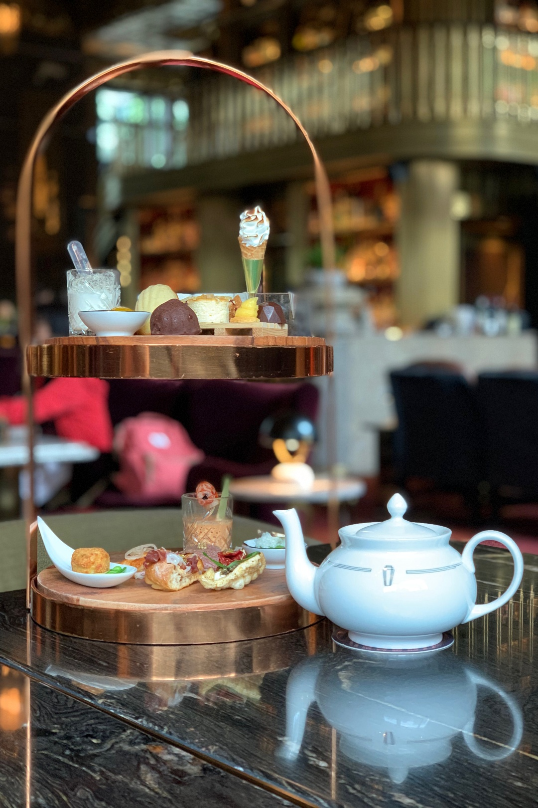 Afternoon Tea at Atlas Singapore | joanne-khoo.com