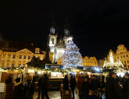 Prague Old Town Square Christmas Market | joanne-khoo.com