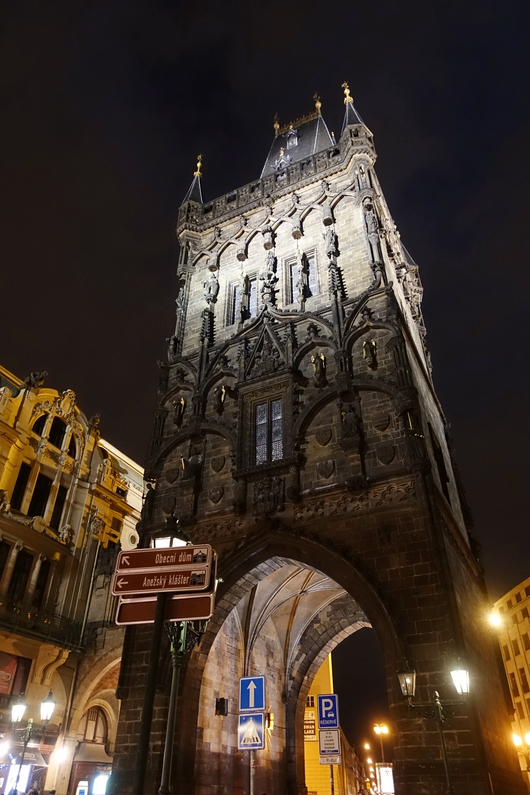 Prague, Czech Republic - The Powder Tower | joanne-khoo.com