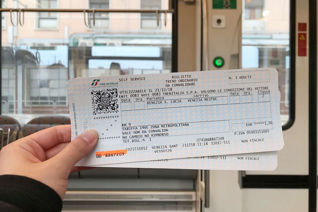 Train Tickets | joanne-khoo.com