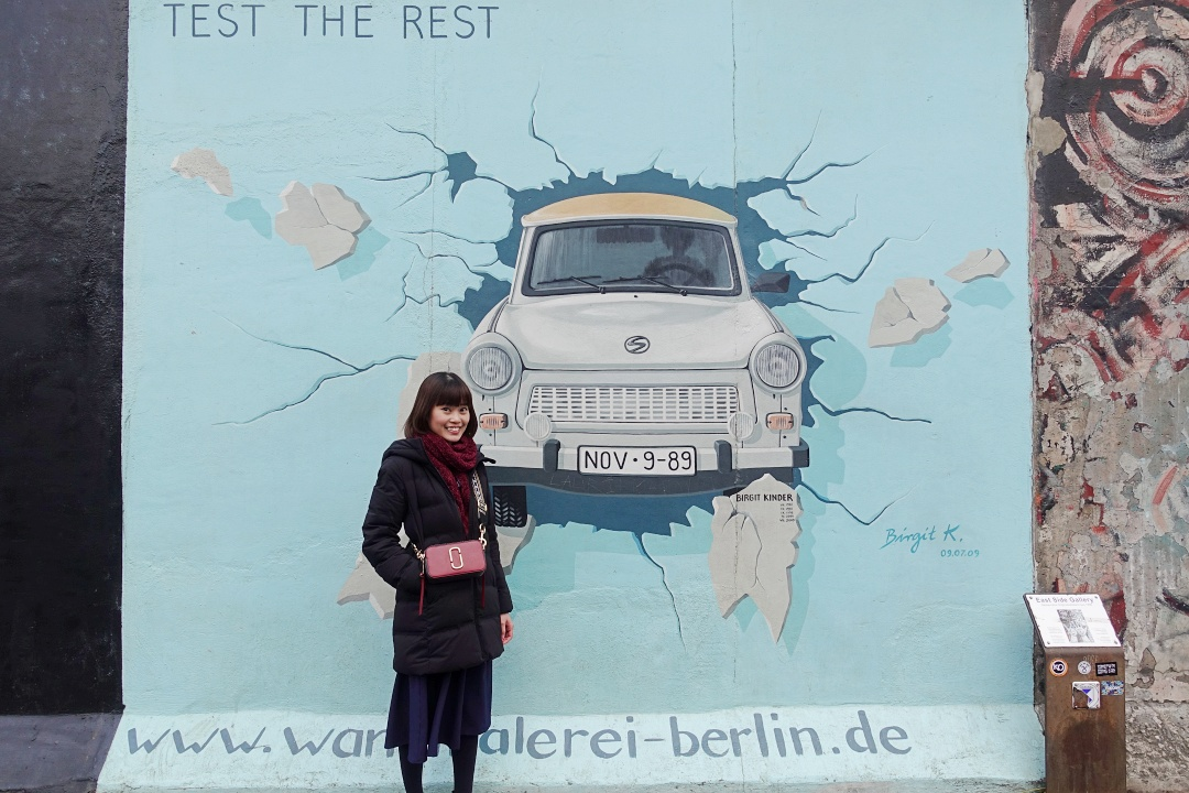 East Side Gallery | joanne-khoo.com