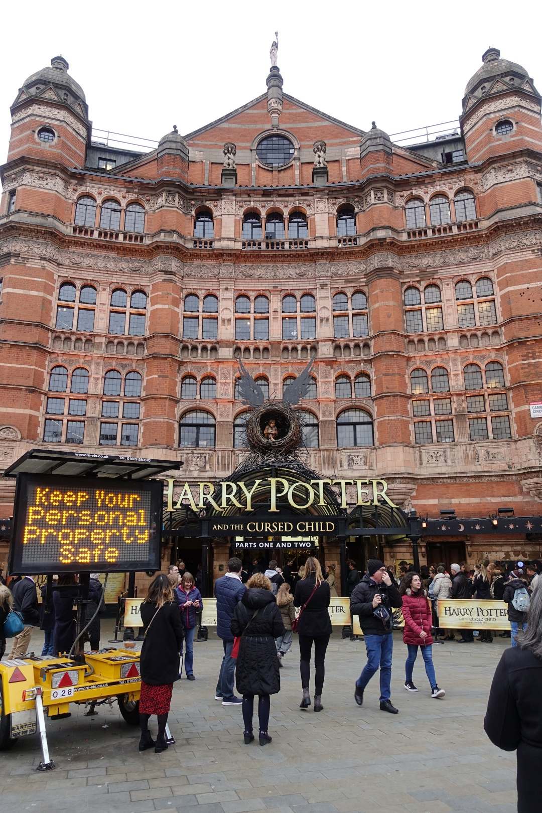 Harry Potter and the Cursed Child | joanne-khoo.com