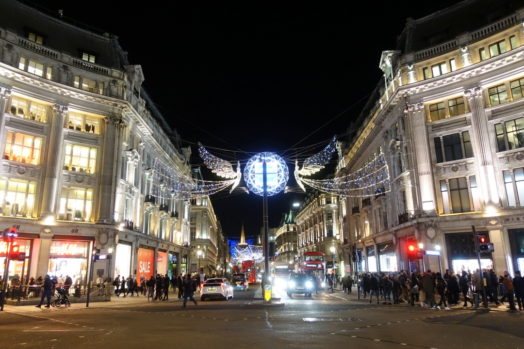 Oxford Street London | joanne-khoo.com