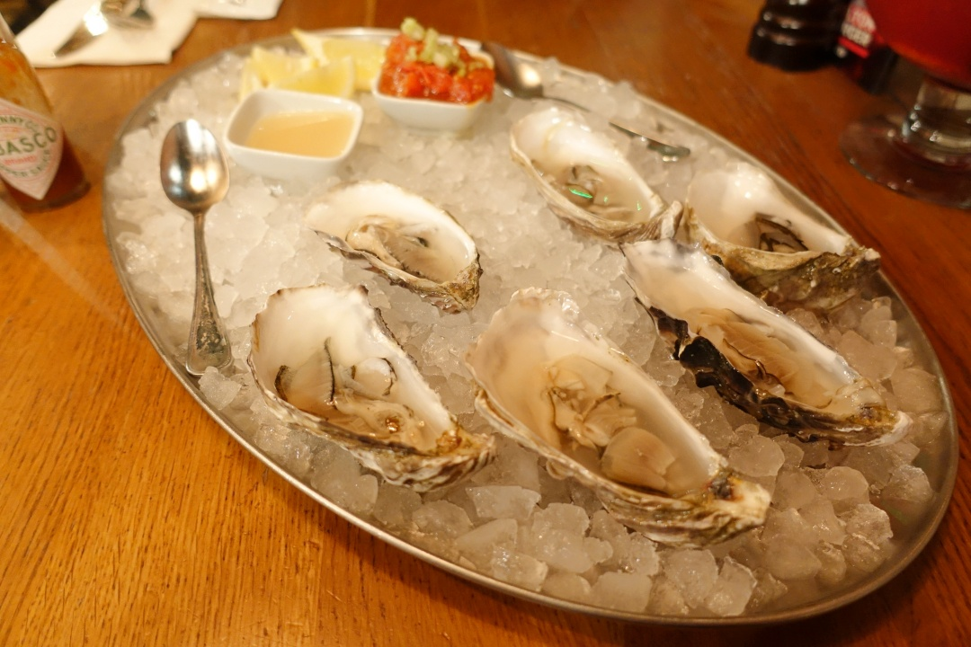 Burger & Lobster Oxford Circus - Oysters | joanne-khoo.com