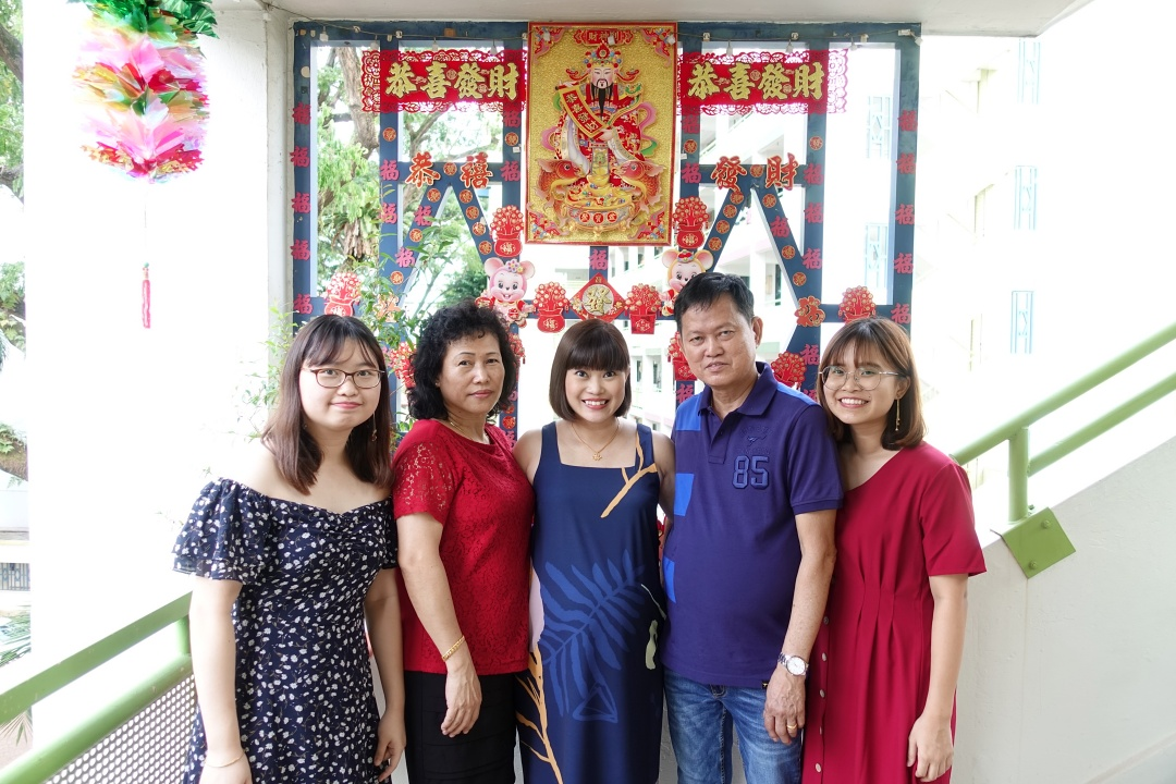 Chinese New Year 2020 Day 1 | joanne-khoo.com