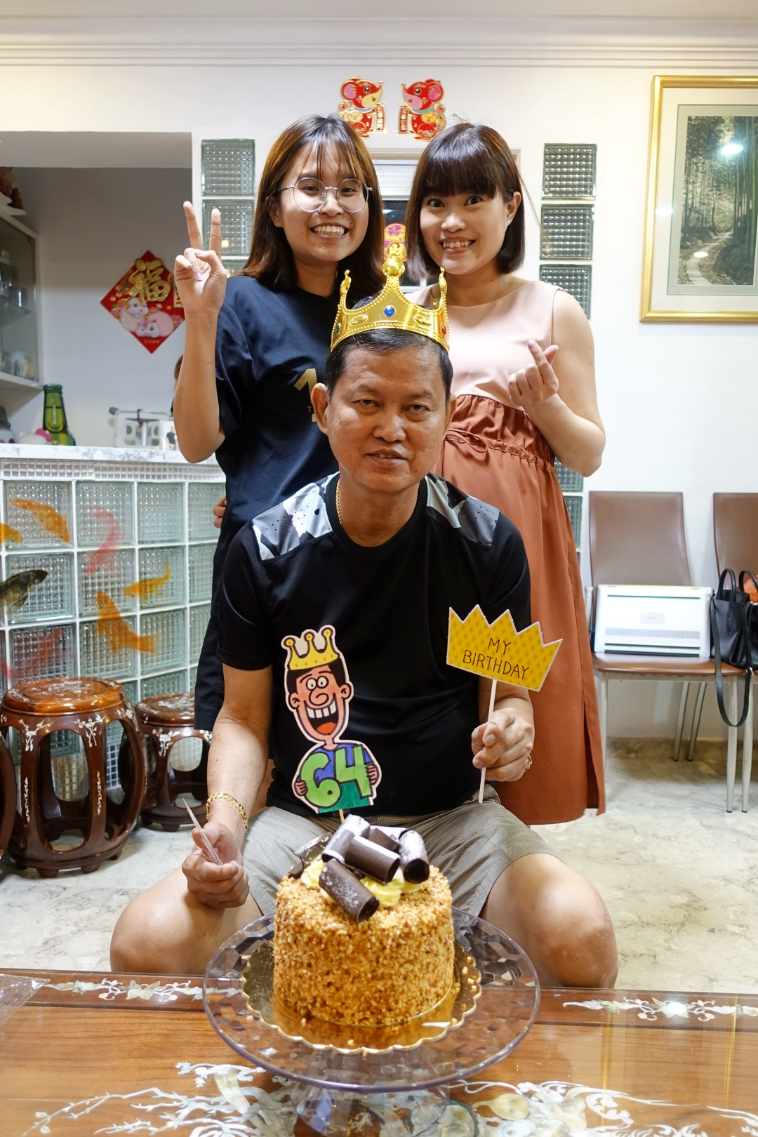 Dad's Birthday | joanne-khoo.com