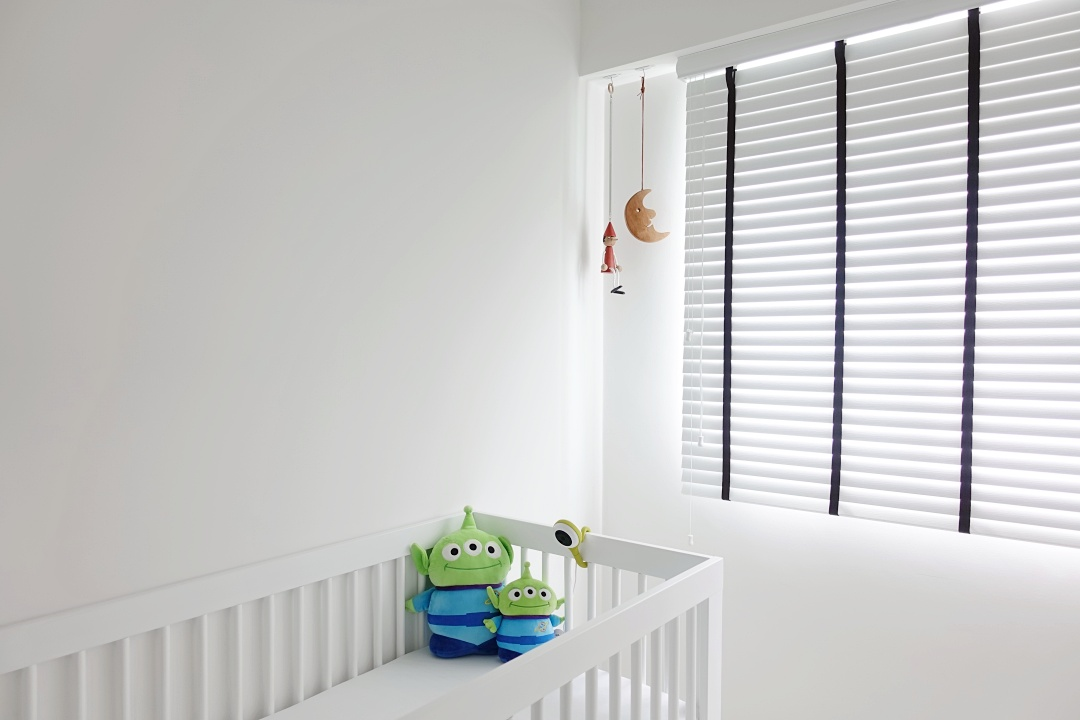 Babyletto Hudson 3-in-1 Convertible Crib with Toddler Bed Conversion Kit (White)   joanne-khoo.com